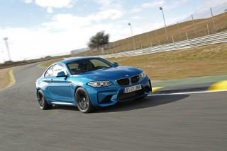 Fotos del BMW M2 en su presentación Foto 53