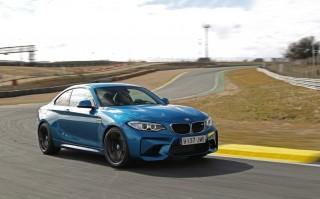 Fotos del BMW M2 en su presentación Foto 54