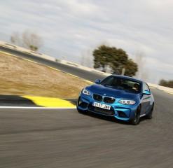 Fotos del BMW M2 en su presentación Foto 55