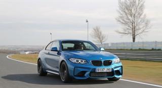 Fotos del BMW M2 en su presentación Foto 57