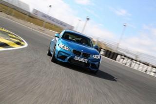 Fotos del BMW M2 en su presentación Foto 58