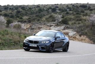 Fotos del BMW M2 en su presentación Foto 12