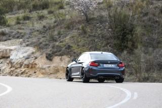 Fotos del BMW M2 en su presentación Foto 5