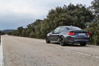 Fotos del BMW M2 en su presentación Foto 11