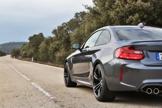 Foto 1 - Fotos del BMW M2 en su presentación