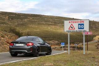 Fotos del BMW M2 en su presentación Foto 8