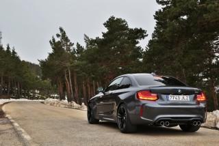 Fotos del BMW M2 en su presentación Foto 10