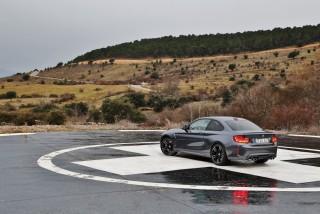 Fotos del BMW M2 en su presentación Foto 4