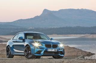 Fotos del BMW M2 en su presentación Foto 60