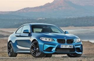 Fotos del BMW M2 en su presentación Foto 61