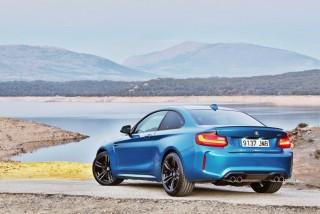 Fotos del BMW M2 en su presentación Foto 62