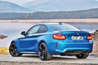 Fotos del BMW M2 en su presentación Foto 64