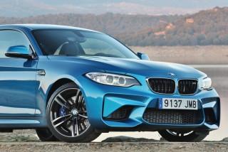 Fotos del BMW M2 en su presentación Foto 65