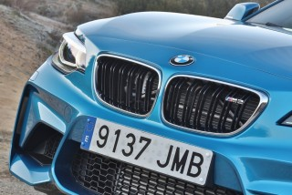 Fotos del BMW M2 en su presentación Foto 72