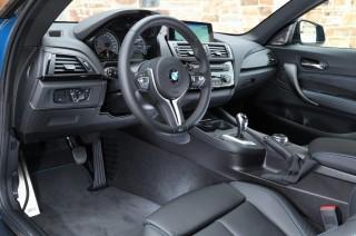 Fotos del BMW M2 en su presentación Foto 78