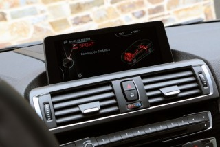 Fotos del BMW M2 en su presentación Foto 94