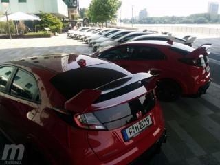 Foto 3 - Fotos presentación Honda Civic Type R