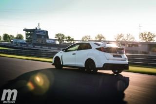 Fotos presentación Honda Civic Type R Foto 31