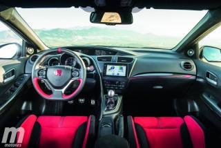 Fotos presentación Honda Civic Type R Foto 32