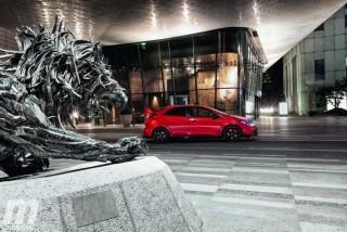 Fotos presentación Honda Civic Type R Foto 52