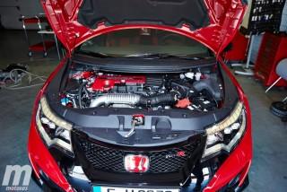Fotos presentación Honda Civic Type R Foto 89