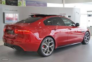 Foto 2 - Fotos presentación Jaguar XE