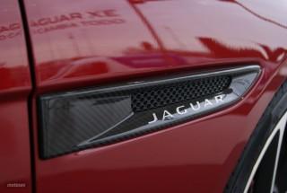 Fotos presentación Jaguar XE Foto 9