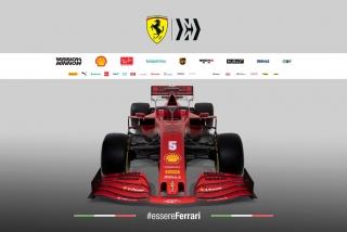 Fotos Presentaciones F1 2020 Foto 9