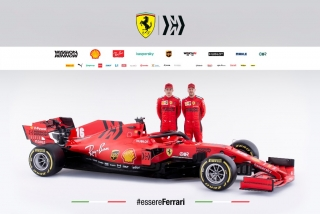 Fotos Presentaciones F1 2020 Foto 10