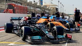 Las fotos de la pretemporada 2021 de F1 Foto 13