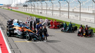 Las fotos de la pretemporada 2021 de F1 Foto 1