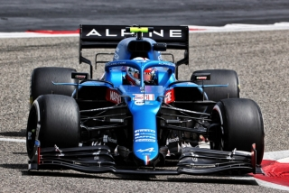 Las fotos de la pretemporada 2021 de F1 Foto 23