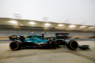 Las fotos de la pretemporada 2021 de F1 Foto 42