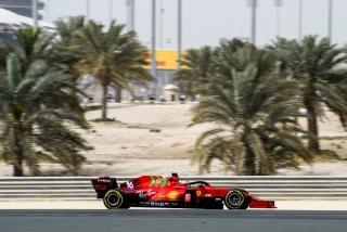 Las fotos de la pretemporada 2021 de F1 Foto 20