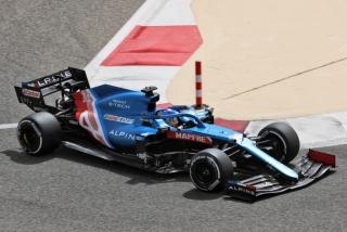 Las fotos de la pretemporada 2021 de F1 Foto 48