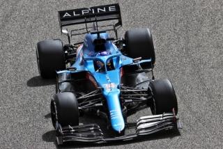 Las fotos de la pretemporada 2021 de F1 Foto 50