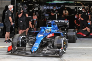 Las fotos de la pretemporada 2021 de F1 Foto 51
