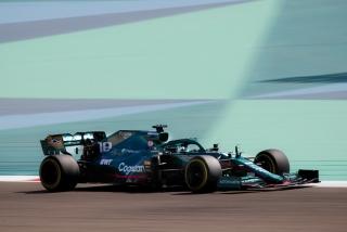 Las fotos de la pretemporada 2021 de F1 Foto 82