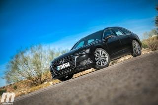 Foto 3 - Fotos prueba Audi A6 Avant 50 TDI Quattro
