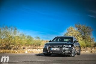 Fotos prueba Audi A6 Avant 50 TDI Quattro - Miniatura 4