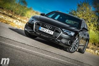 Fotos prueba Audi A6 Avant 50 TDI Quattro - Miniatura 5