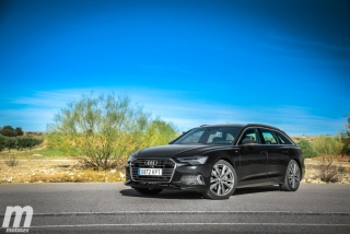 Fotos prueba Audi A6 Avant 50 TDI Quattro - Miniatura 6