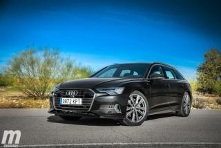 Fotos prueba Audi A6 Avant 50 TDI Quattro - Miniatura 7