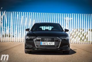 Fotos prueba Audi A6 Avant 50 TDI Quattro - Miniatura 8