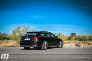 Fotos prueba Audi A6 Avant 50 TDI Quattro - Miniatura 11