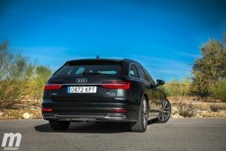 Fotos prueba Audi A6 Avant 50 TDI Quattro - Miniatura 15
