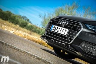 Fotos prueba Audi A6 Avant 50 TDI Quattro - Miniatura 16