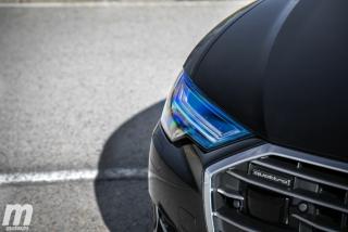 Fotos prueba Audi A6 Avant 50 TDI Quattro - Miniatura 18