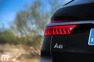 Fotos prueba Audi A6 Avant 50 TDI Quattro - Miniatura 23