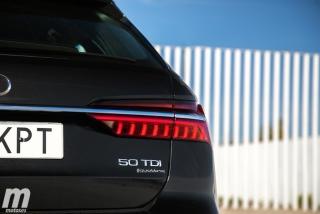 Fotos prueba Audi A6 Avant 50 TDI Quattro - Miniatura 27